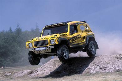 Paris Dakar 2005
