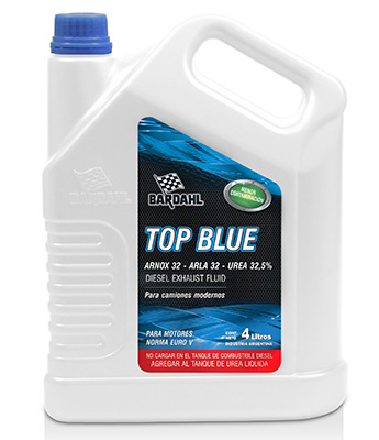 top blue