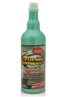 aceite turbo power