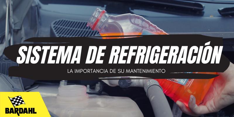 Banner de capacitación - sistema de refrigeración 1